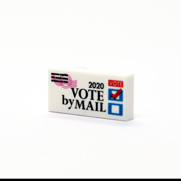 1x2 - Vote by Mail