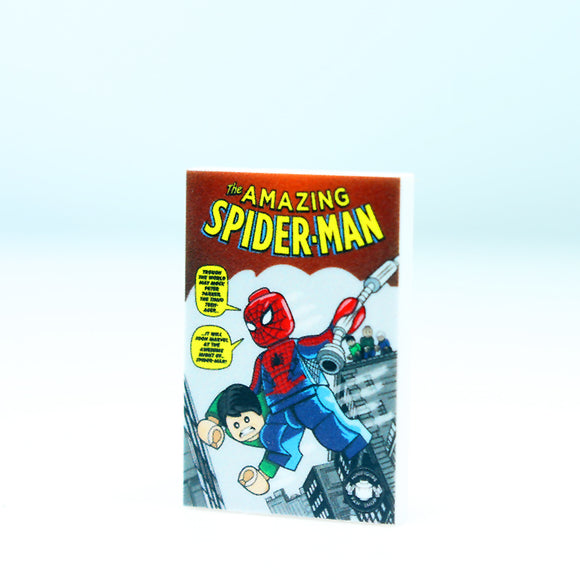 2x3 Comic - Amazing Spider Man