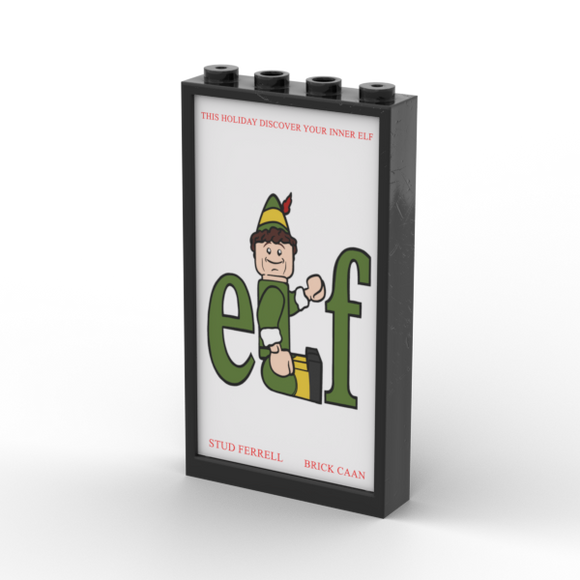 Movie Poster - Elf