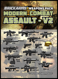 Modern Combat Weapons Pack - Assault Pack V2