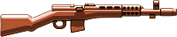 SVT-40 Battle Rifle