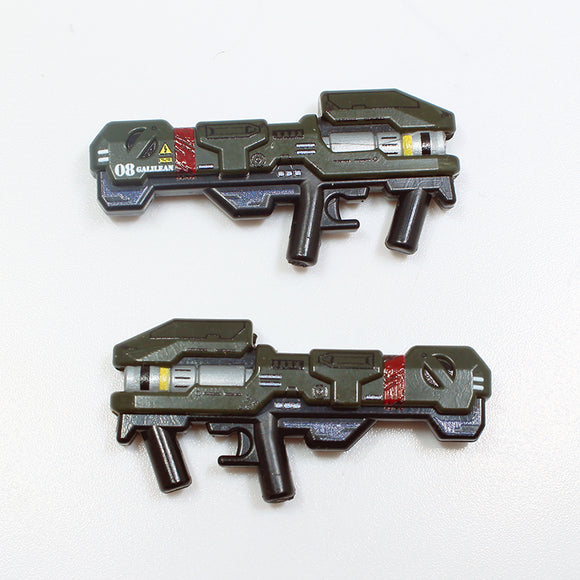 BrickArms® Splaser - Eclipse Strike™ Galilean - OD Green