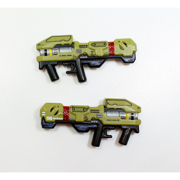 BrickArms® Splaser - Eclipse Strike™ Galilean - Olive