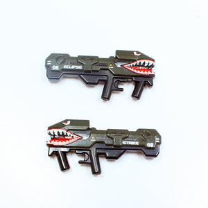 BrickArms® Splaser - Eclipse Strike™ Spitfire  - OD Green