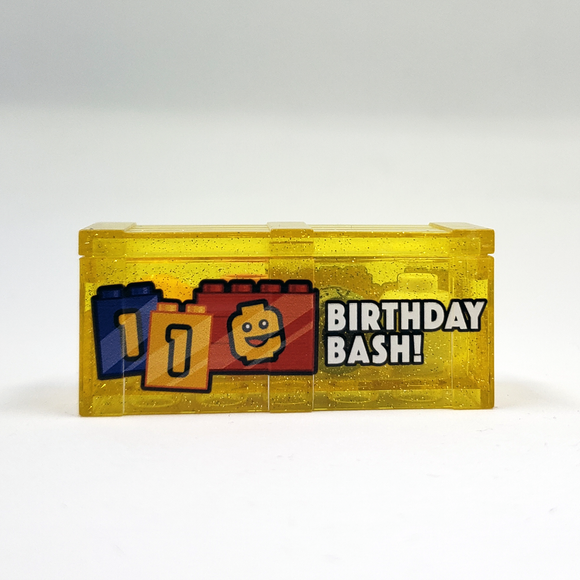 11 Clippy Birthday Bash Head Crate