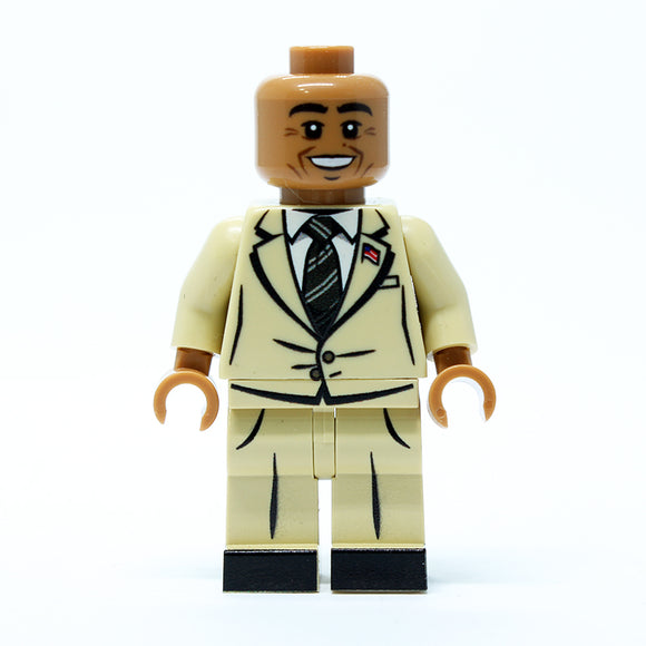 Barack Obama - Minifigure
