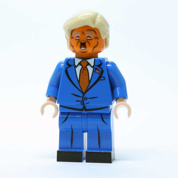 Orange Man Bad - Minifigure