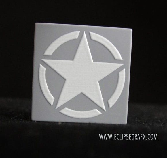 WWII Star Tile