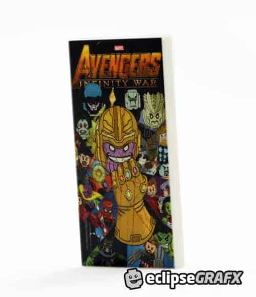 2x4 Avengers - IW Illustrated