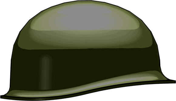 M1 Steel Pot : OD Green