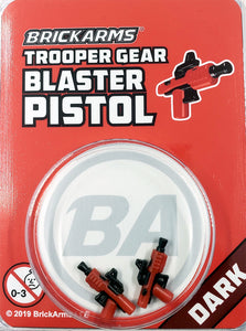 Trooper Gear - Blaster Pistol - Dark