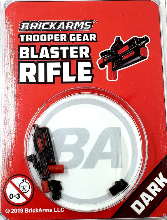 Trooper Gear - Blaster Rifle - Dark