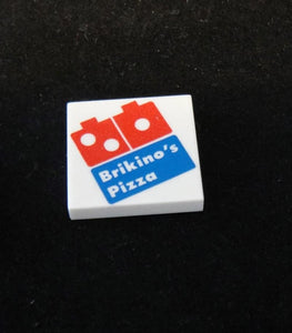 Brikino's - Pizza Box