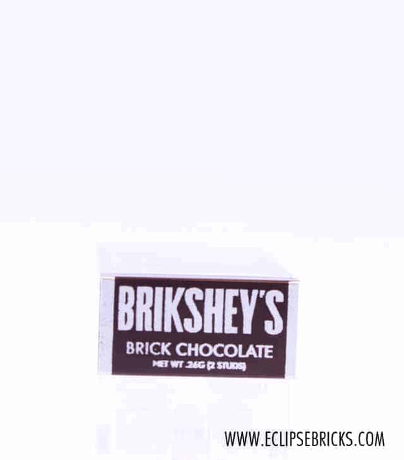 Brickshey's Brick Chocolate Bar