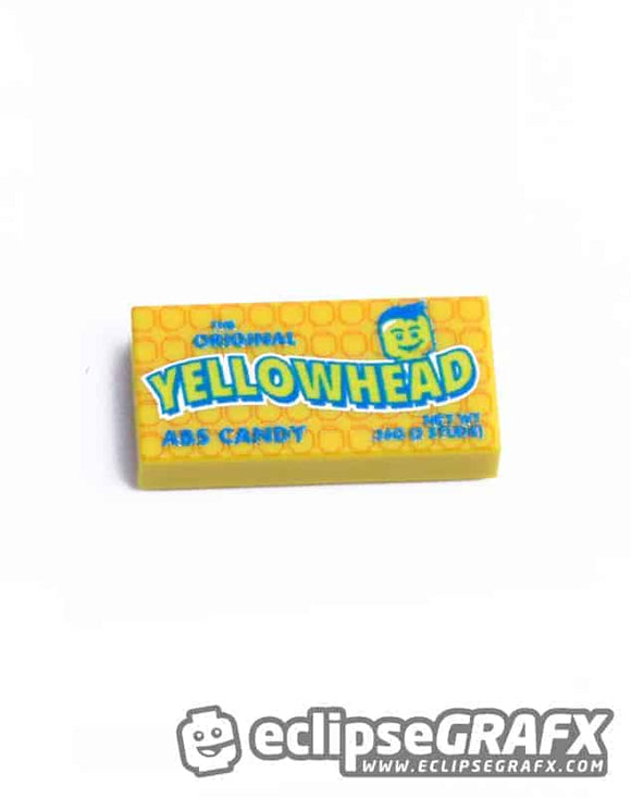 Yellowhead Candy Box