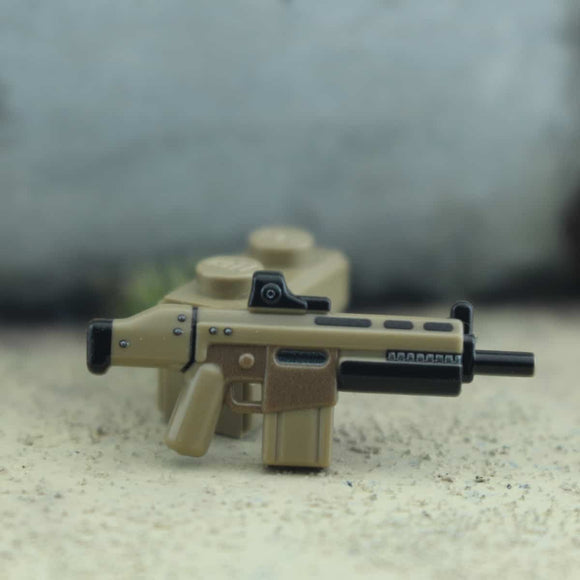 BrickArms® Hac - Eclipse Strike™ Scar - Dark Tan
