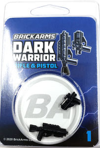 Dark Warrior Pack 1 - Pistol and Rifle