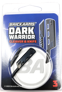 Dark Warrior Pack 3 - Cleaver and Knife