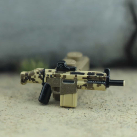 BrickArms® Hac - Eclipse Strike™ Scar - Desert Digital