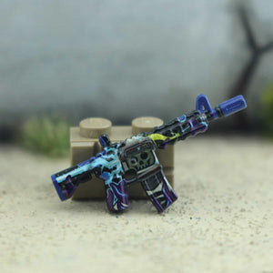 BrickArms® M4A4 - Eclipse Strike™ Desolate Space - Black