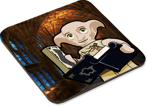 House Elf - Coaster