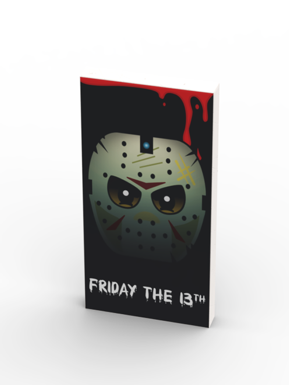 2x4 Friday the 13th