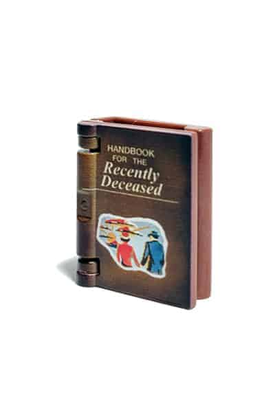 Hand Book for the Recently Deceased