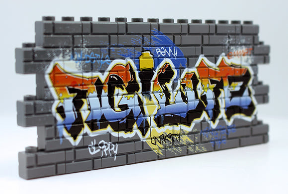 Graffiti - Fig Life - Dark Gray