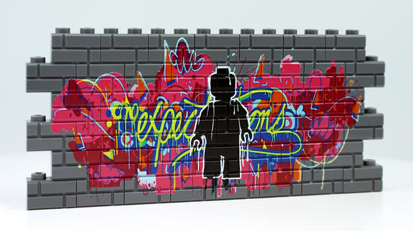 Grafitti - No Expectation - Dark Gray