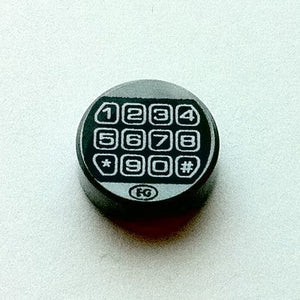 Security System - Key Pad