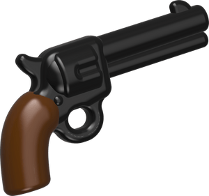 M1873 Peacemaker - RELOADED (Black/Brown)