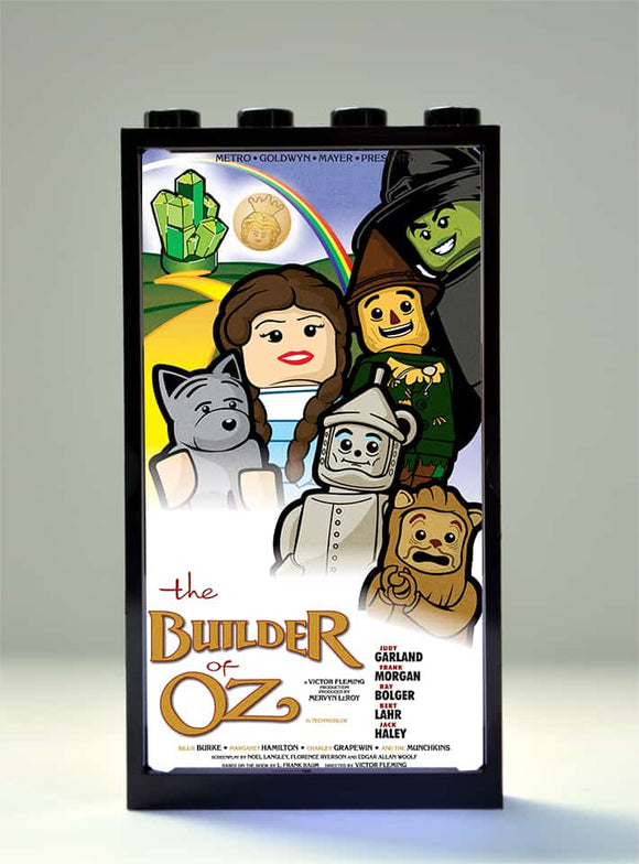 Movie Posters - Builder Of Oz