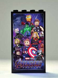 Movie Posters - Avengers Endgame - 3D