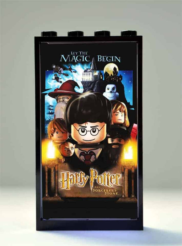 *Limited Movie Posters - Harry potter - EclipseGrafx