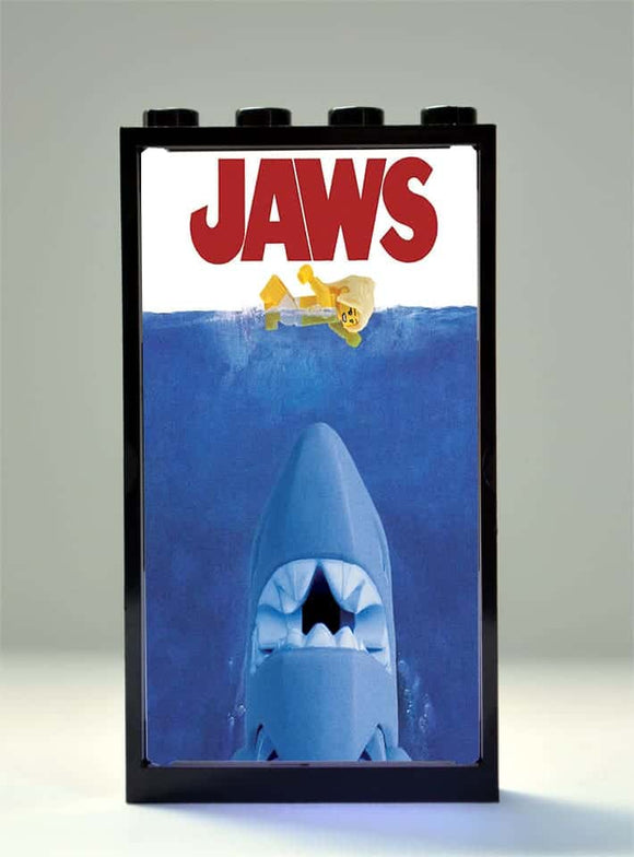 Movie Posters - JAWS - Simple