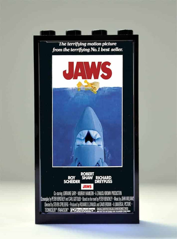 Movie Posters - JAWS - Classic