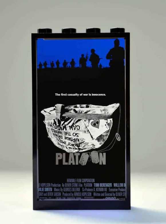 *Limited Movie Posters - Platoon - EclipseGrafx