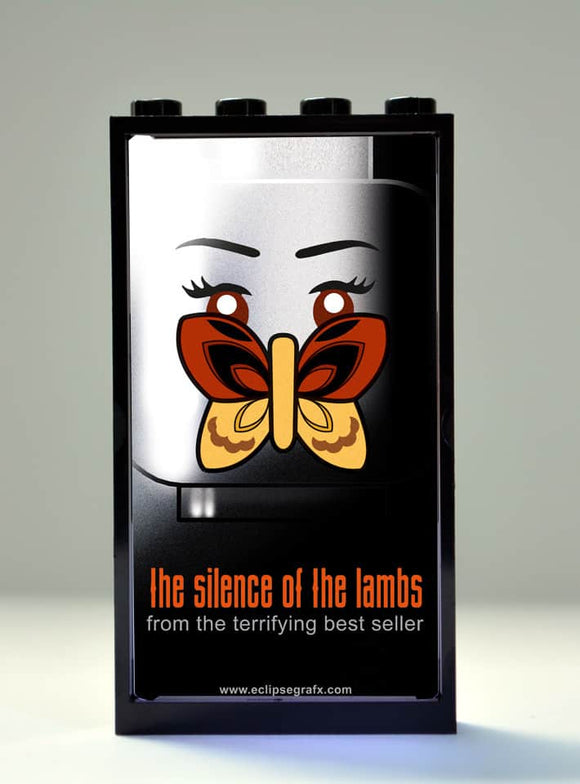 Movie Poster Series - the silence of the lambs