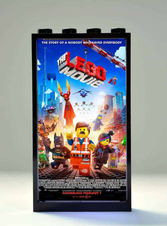 *Limited Movie Posters - The Lego Movie