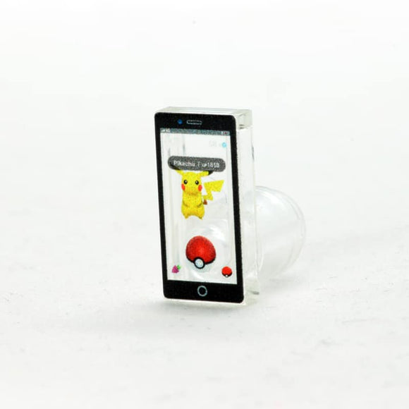 Pocket Mini Go - AR - Pika (trans-Clear)