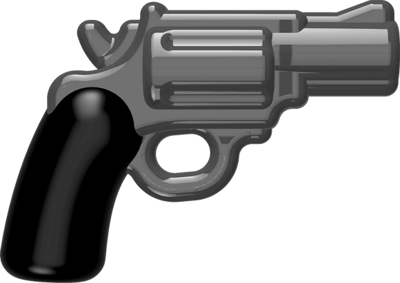 Snubnose Revolver - RELOADED - Gun Metal/Black