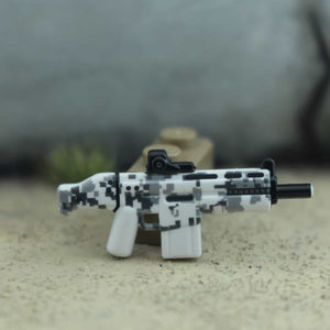 BrickArms® Hac - Eclipse Strike™ Scar - Snow Camo