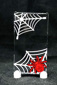 Halloween Window - Spider Web
