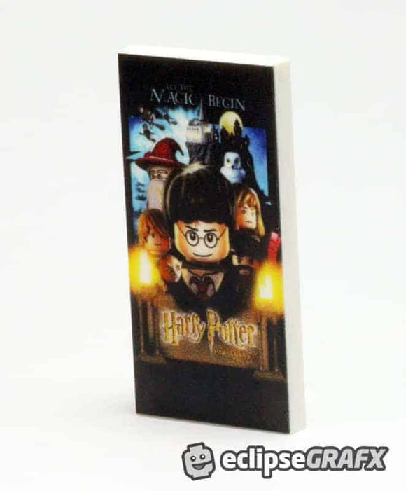2x4 Harry Potter 1 Poster