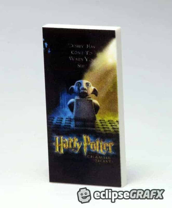 2x4 Harry Potter 2 Poster