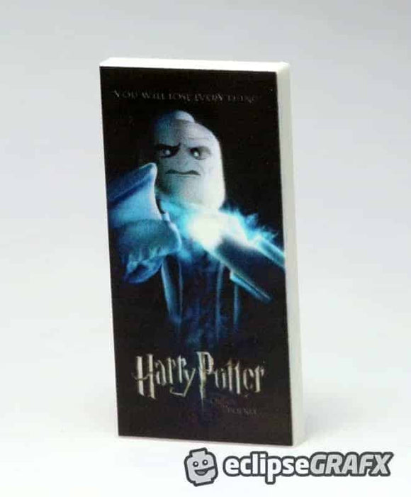 2x4 Harry Potter 5 Poster
