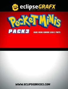 Pocket Minis - Pack 3