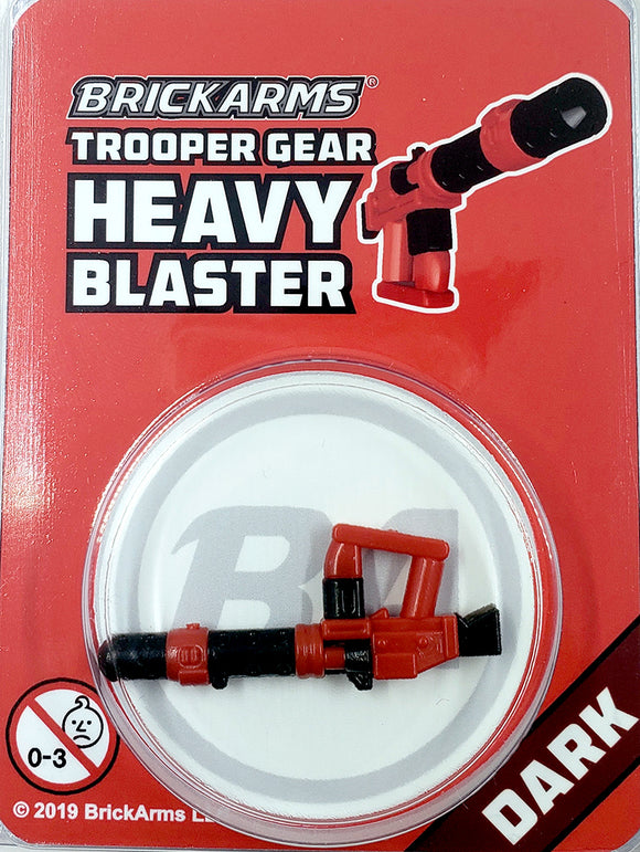 Trooper Gear - Heavy Blaster - Dark