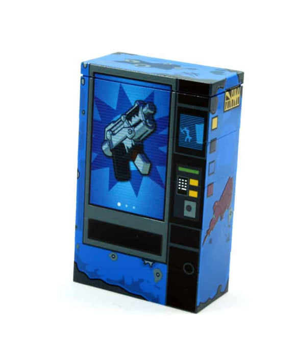 Defend a Fort Vending Machine - Blue