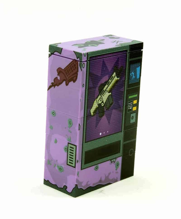 Defend a Fort Vending Machine  - Purple